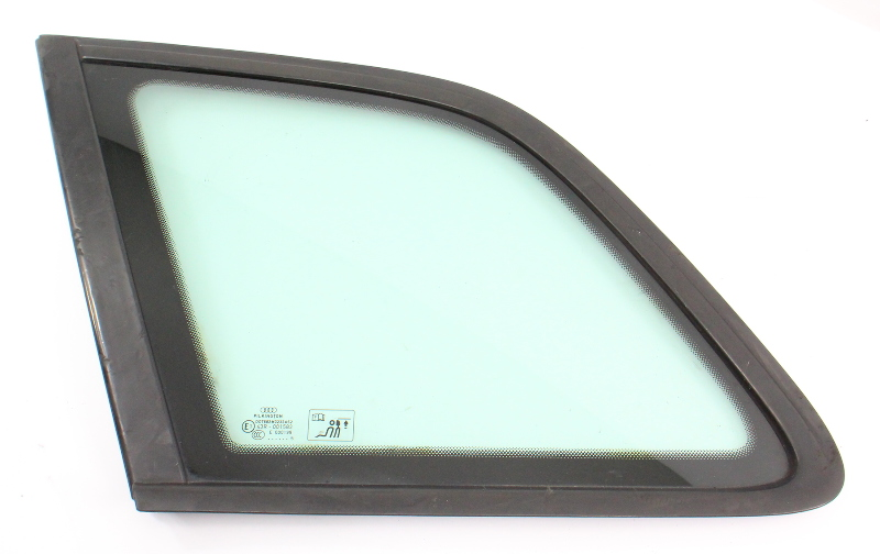 LH Rear Small Side Quarter Hatch Glass Window 06-13 Audi A3 - 8P4 845 299 B