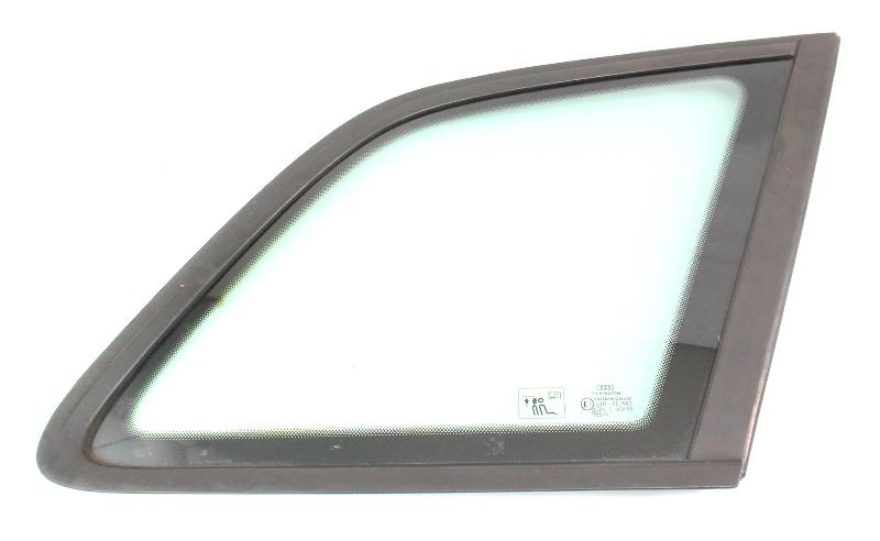 RH Rear Small Side Quarter Hatch Glass Window 06-13 Audi A3 - 8P4 845 300 B