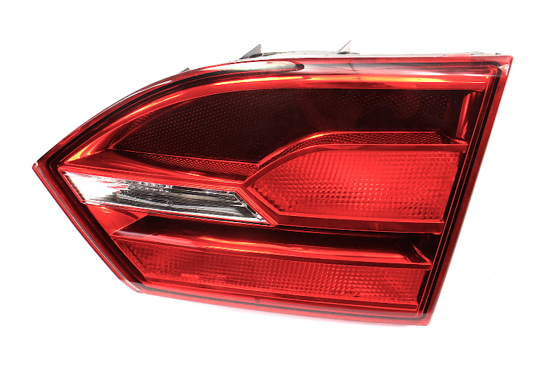 RH Inner Smoked Tail Light Lamp 11-14 VW Jetta GLI MK6 - Genuine - 5C6 945 094