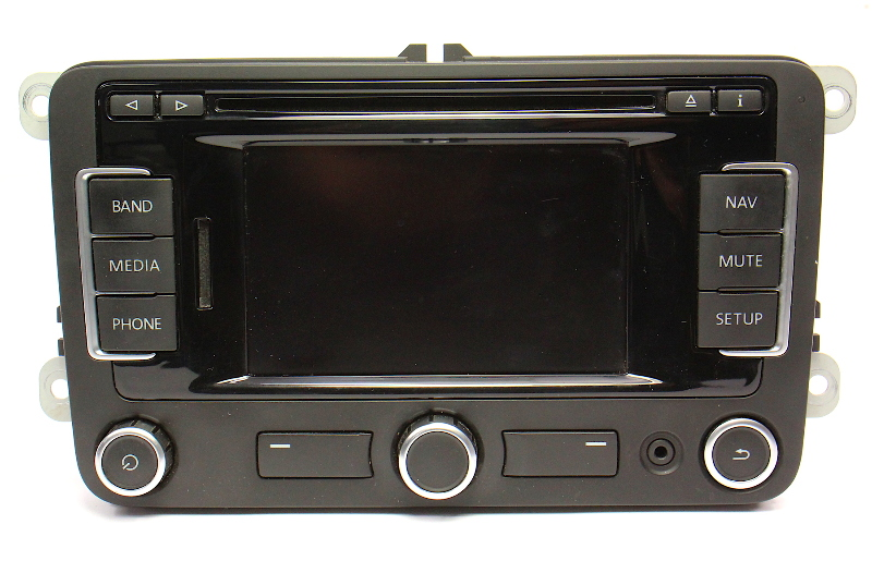 Head Unit Radio Navigation GPS RNS 315 VW Jetta Golf Rabbit GTI 1K0 035 274 D