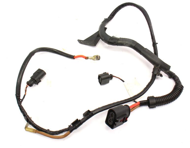 Power Steering Assist Motor Wiring Harness 12-18 VW Jetta Mk6 - Genuine