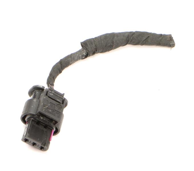 3 Pin Pigtail Wiring Harness Plug VW Audi Jetta Golf GTI MK6 Eos - 4H0 973 703