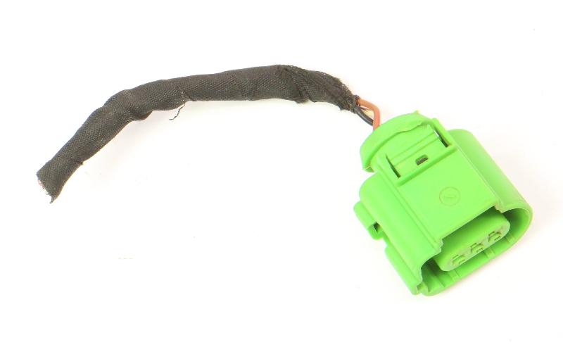 Knock Sensor Plug Pigtail 06-18 Audi A3 A4 TT Q5 VW Jetta GTI 2.0T 8K0 973 703 B