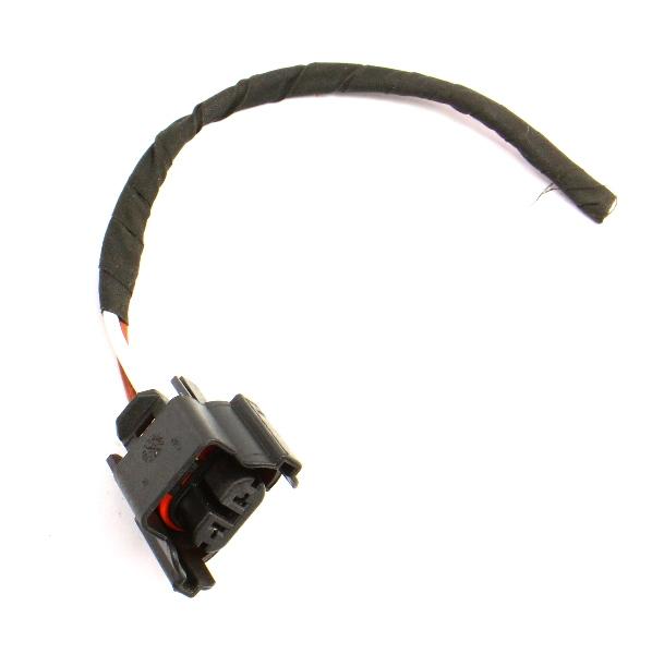 Fog Light Lamp Wiring Pigtail Plug 09-12 Audi A4 B8 Jetta Mk6 ~ 3D0 941 165 A ~
