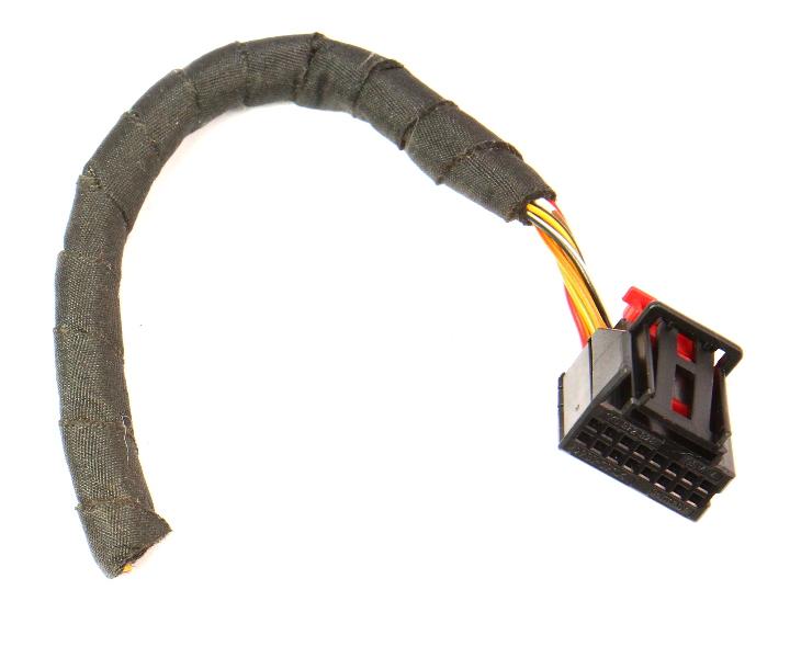 Ignition Lock Pigtail Wiring Harness Plug 11-18 VW Jetta MK6 Sedan - 1K0 972 929