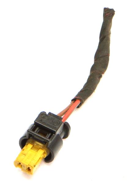Injector Pigtail Wiring Harness Plug 11-18 VW Jetta MK6 Sedan - 4F0 973 202