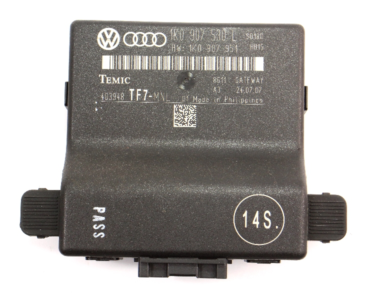 Multiplex Gateway Can Bus Module Audi A3 VW Jetta Golf GTI MK5 - 1K0 907 530 L