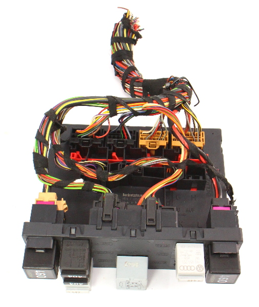 CECM BCM Central Electronics Module 06-09 VW Rabbit MK5 - 3C0 937 049 AJ