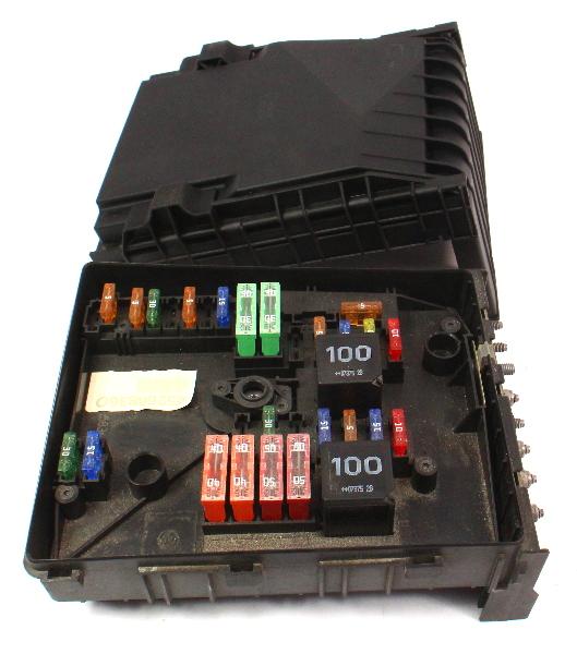 Fuse Relay Block 2008 Vw Rabbit Mk5 2 5 Under Hood Engine