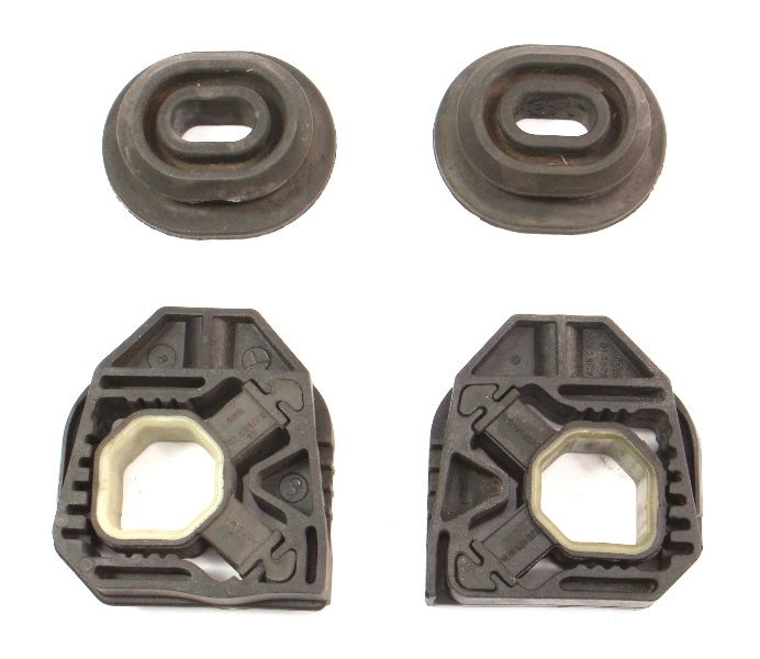 Radiator Mount Bushings Jetta Golf GTI Rabbit Mk5 Passat Mk6 - 1K0 121 367 M / F