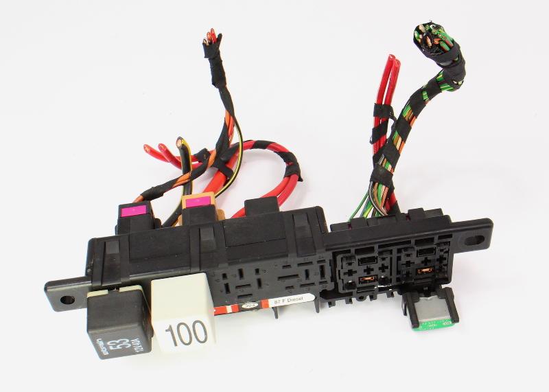 Under Dash Relay Wiring Panel Board 99-05 VW Jetta Golf GTI - 8L0 941 822