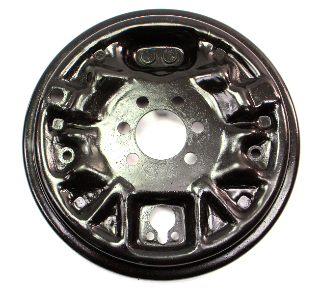 Lh Rear Drum Brake Backing Plate 93 99 Vw Jetta Golf