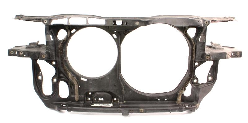 Radiator Core Support Nose Panel 01-05 VW Passat B5.5 V6 - Genuine - 3B0 805 594