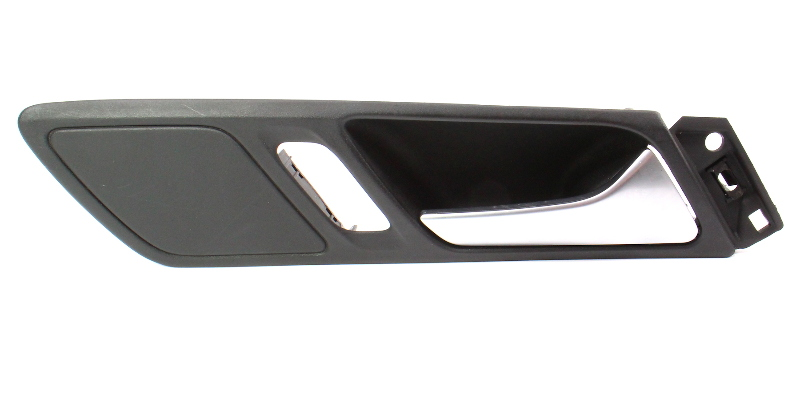 RH Front Interior Door Handle 11-18 VW Jetta Sedan MK6 - Genuine - 5C7 837 114 F