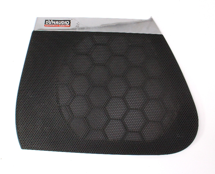 RH Rear DynAudio Speaker Grill Cover 06-10 VW Passat B6 ~ 3C4 867 150 C