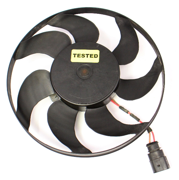 RH Radiator Cooling Fan 06-07 Passat B6 - Genuine - 1K0 959 455 DH