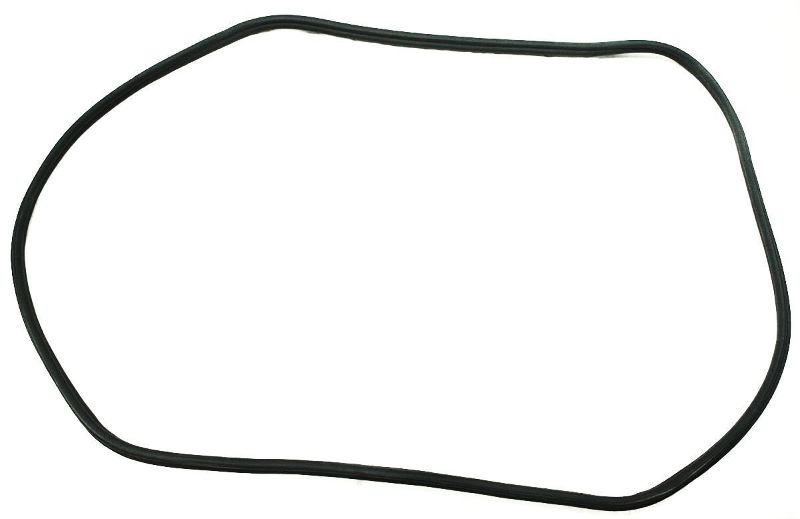 trunk opening weather stripping seal 11-18 vw jetta mk6 sedan