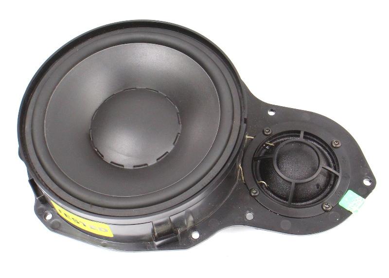 Front Dynaudio Speaker Woofer 06-10 VW Passat B6 - Genuine - 3C0 035 454 B
