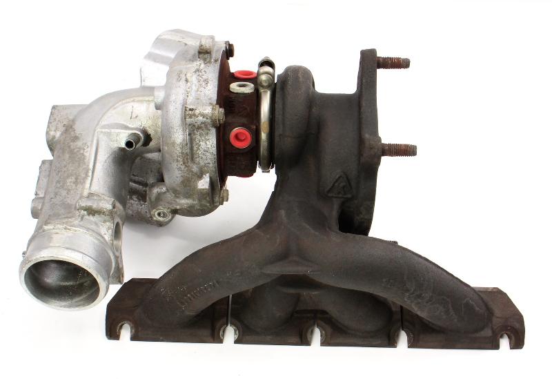 Turbo Charger K03 KK3 06-08 VW Jetta GTI MK5 A3 Passat 2.0T BPY . 06F 145 701 B