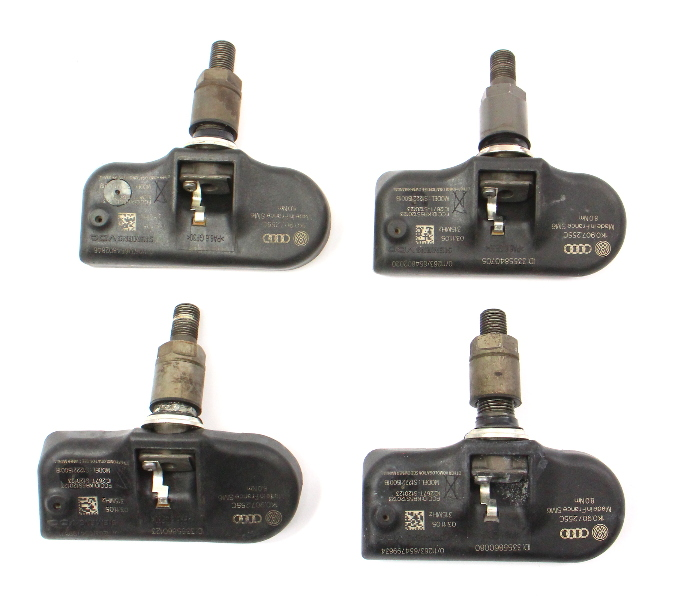 4x Tpms Tire Pressure Monitor Sensor 05