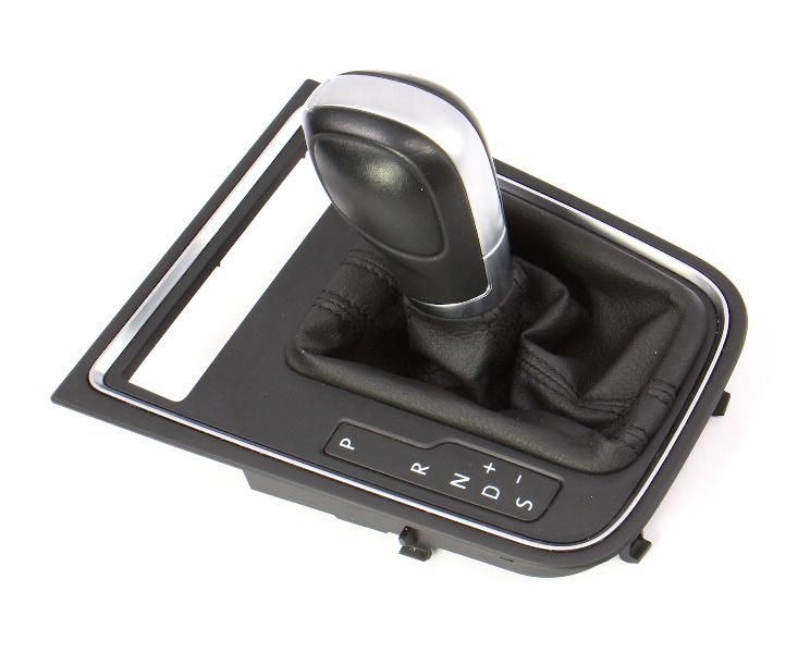 Shifter Trim Selector Handle Knob 15-18 VW Jetta MK6 - Genuine - 5C7 713 203 G