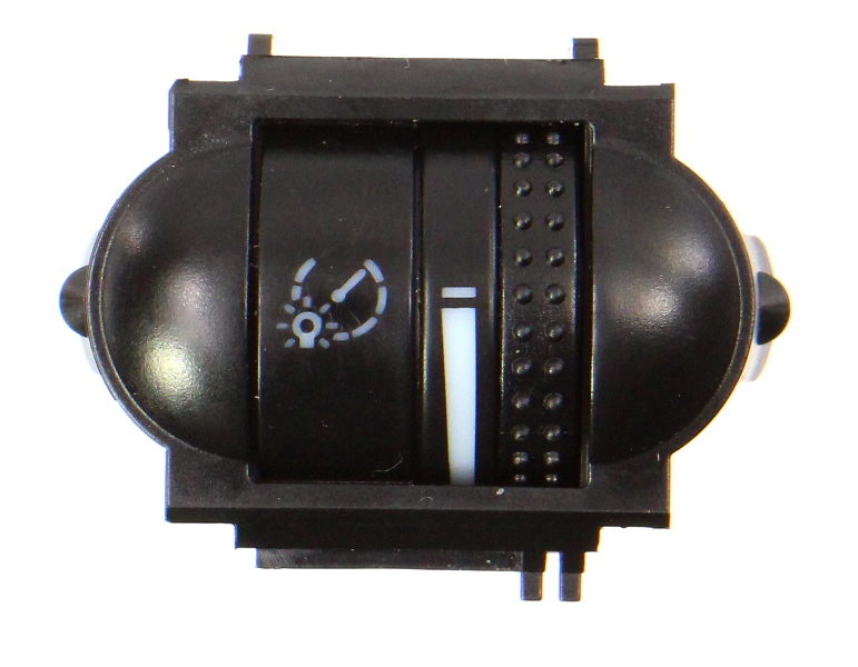 Interior Dimmer Switch 11-18 VW Jetta Sedan Mk6 - Genuine - 5C6 941 333 B