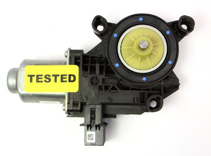 LH Rear Window Motor 15-18 VW Jetta MK6 - Genuine - 6R0 959 811 M