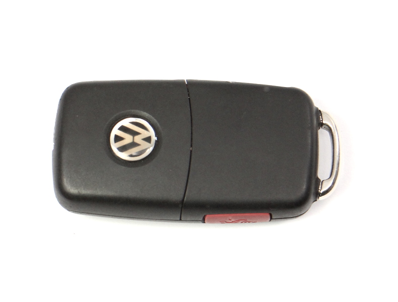 Keyless Entry Remote Key VW Jetta MK6 - Genuine - 5K0 837 202 AK