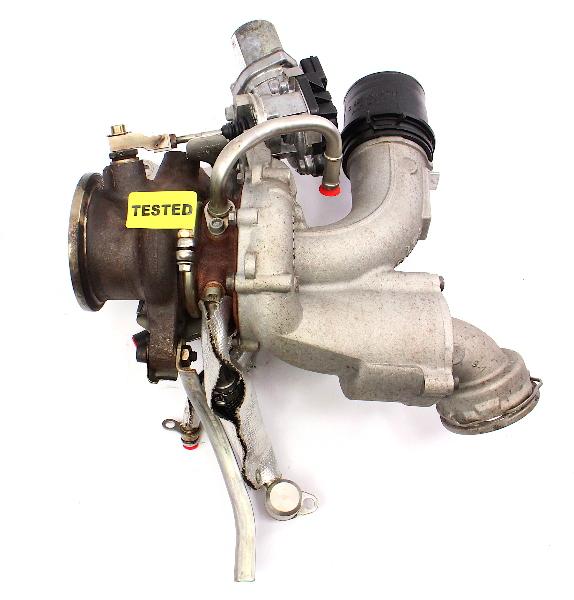 Turbo Charger 14-17 VW Jetta MK6 Beetle Passat 1.8T CPRA CPKA - 06K 145 721 B