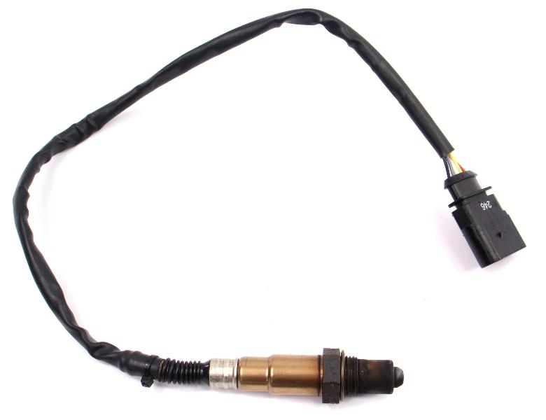 Upper o2 Oxygen Sensor 14-17 VW Jetta MK6 Beetle Passat  Genuine - 06K 906 262 N