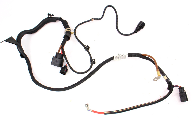 Steering Rack Wiring Harness 11-18 VW Jetta MK6 Sedan - Genuine - 5CU 971 111 A