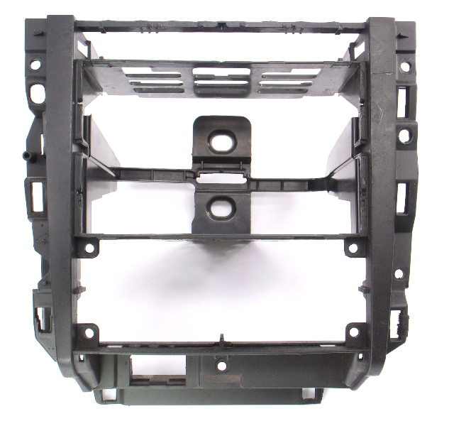 Radio Center Dash Cage Mount Bracket VW Jetta GTI MK4 - Genuine - 1J1 858 069 H