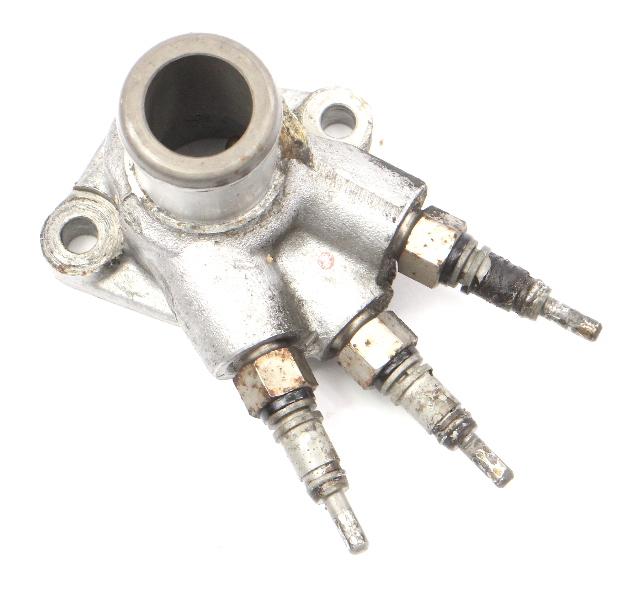 Coolant Heater Flange 04-05 VW Jetta Golf Mk4 Beetle TDI BEW - 028 121 145 B