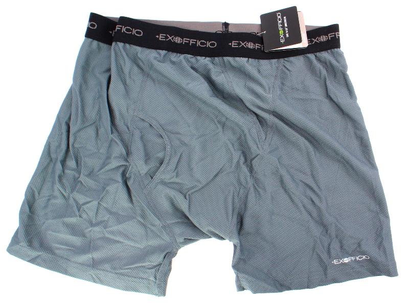 Lot of 8 NIB ExOfficio Men's Give-N-Go Boxer Underwear Medium 1241-1123