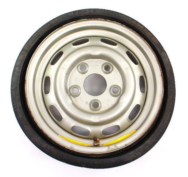 Space Saver Spare Tire Wheel Vredestein 1984 Porsche 944 2