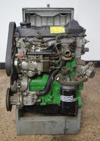 Low Miles Complete 1.5 Diesel Engine Motor 76-80 VW Jetta Rabbit & Pickup MK1