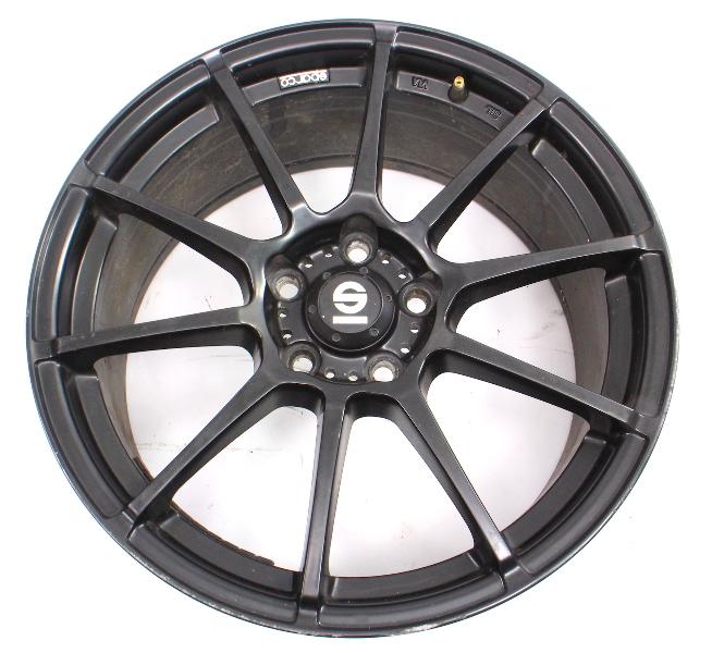 """OZ Sparco 8 x 18"""" Wheel Alloy Aluminum Rim VW Audi 5x112 - SJ01"""