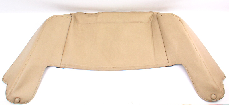 Convertible Top Tonneau Boot Cover 99-02 VW Cabrio MK3.5 - Tan / Beige Genuine