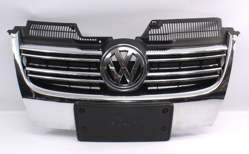 Genuine VW Front Grill Grille Chrome 05-10 VW Jetta MK5 - 1K5 853 651 / 653