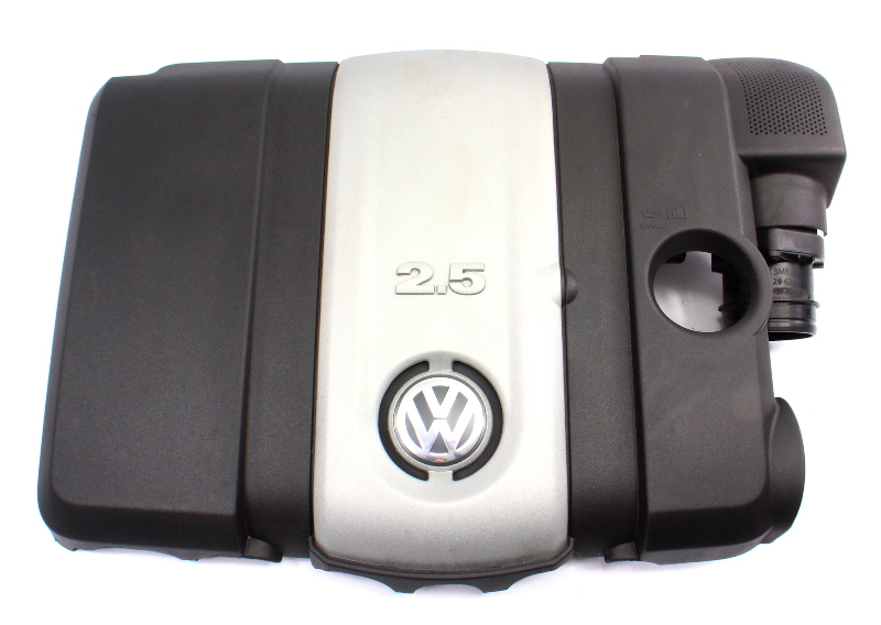 Engine Cover Air Intake Cleaner 08-10 VW Jetta Rabbit MK5 2.5 - 07K 129 601 F