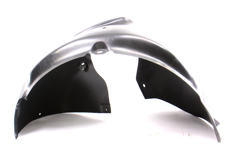 LH Front Fender Liner Splash Guard 05-10 VW Jetta Rabbit MK5 - 1K5 805 977 B