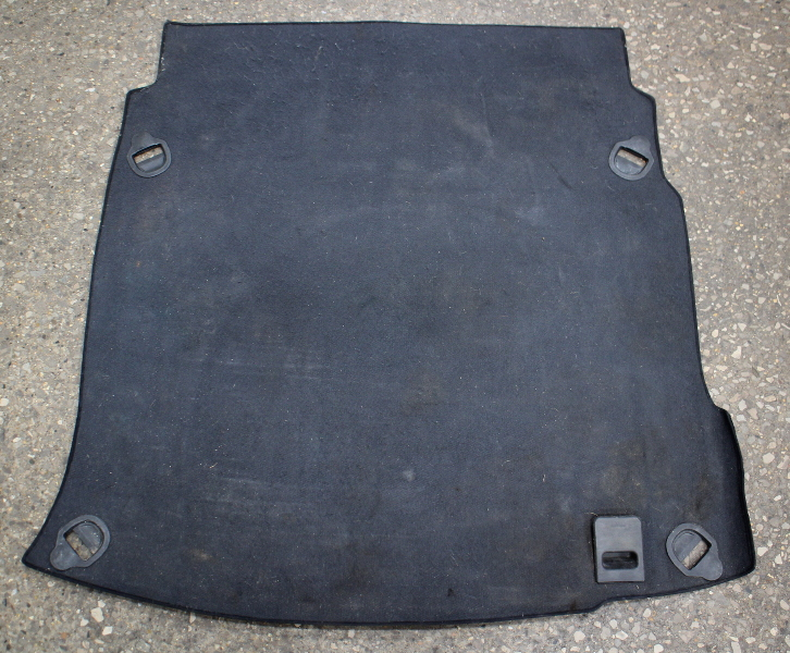 Trunk Floor Carpet Mat 99-02 Audi A4 S4 B5 - Genuine
