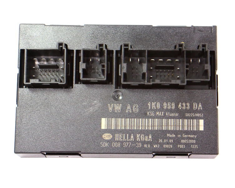 Comfort Control Module 05-10 VW Jetta Rabbit Golf GTI MK5 CCM - 1K0 959 433 DA