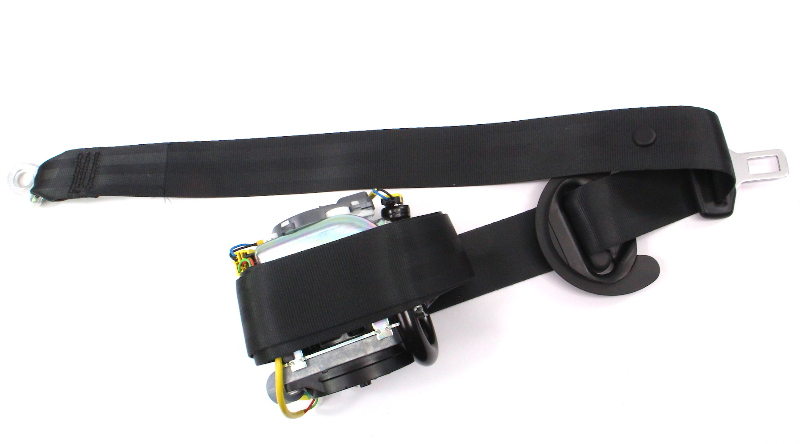 LH Front Seat Belt 08-10 VW Jetta Rabbit Golf GTI MK5 - 1K4 857 705 BD