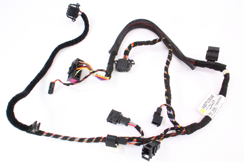 LH Front Power Seat Wiring Harness 05-10 VW Jetta MK5 - 1K0 971 391 HS