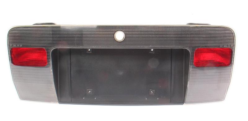 License Plate Center Trunk Tail Light Panel 98