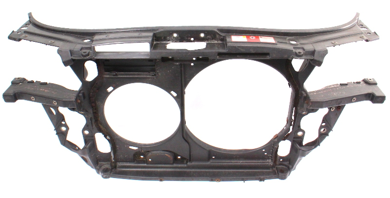 Radiator Core Support Nose Panel 01-05 Audi Allroad 2.7T - 4Z7 805 588