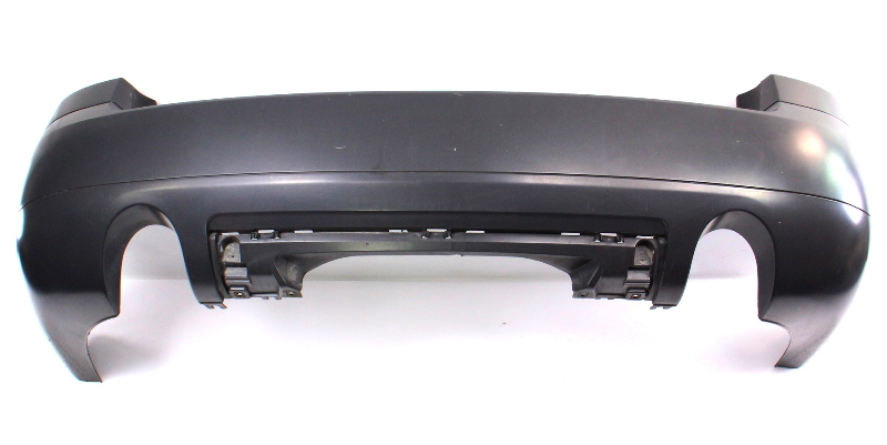 Rear Bumper Cover 01-05 Audi Allroad LV7W Dark Gray - Genuine - 4Z7 807 511