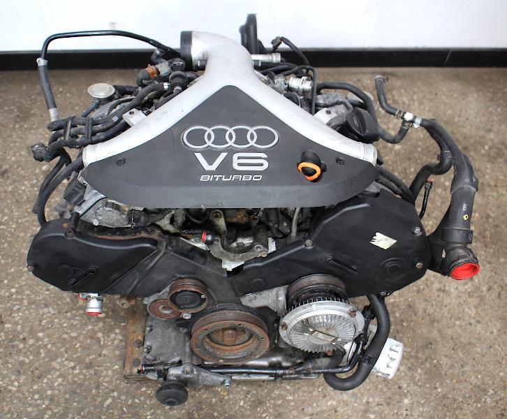 2 7t Complete Engine Motor 01-05 Audi Allroad