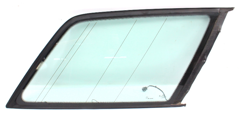 RH Rear Side Quarter Window Glass Audi A6 S6 C5 Allroad Wagon Avant Hatch
